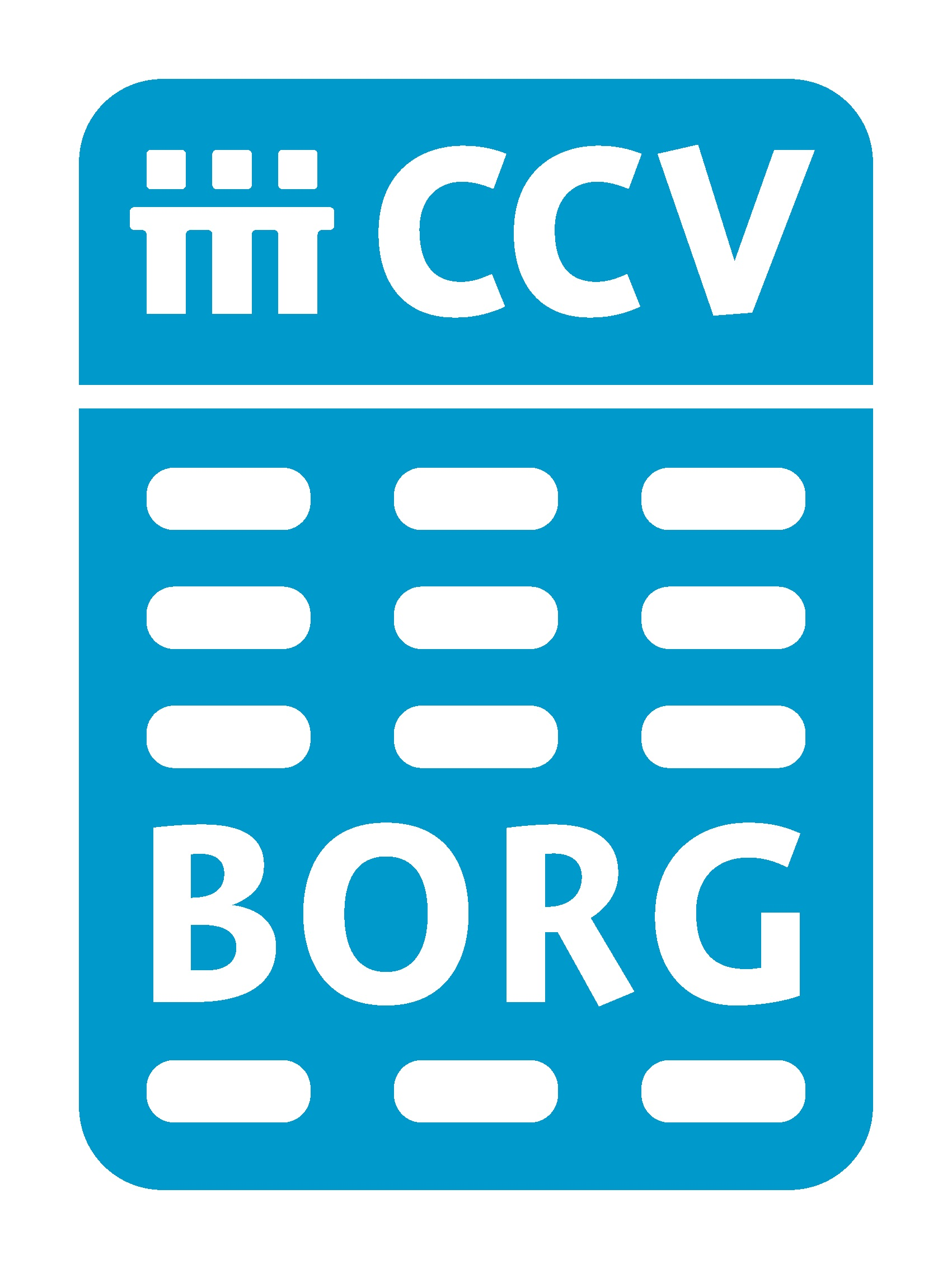 Image result for ccv borg logo