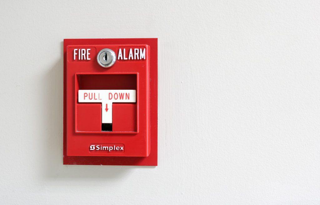 brandmeld installatie
